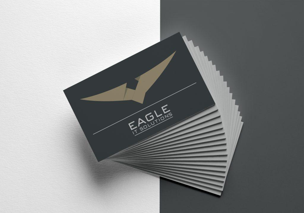 Business Card - Eagle